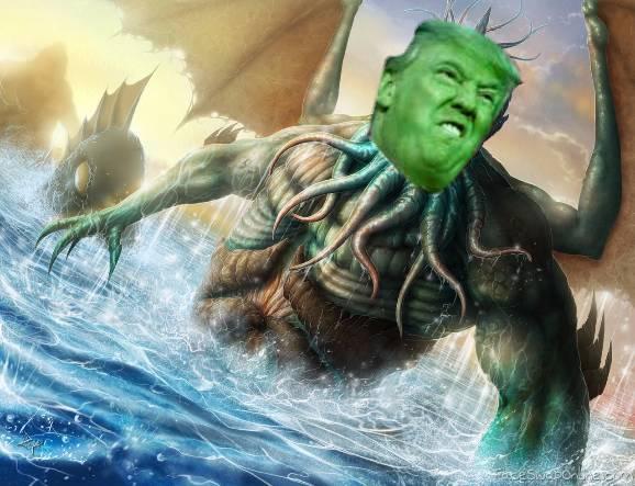 Cthulhu Trump
