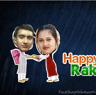 Happy Raksha Bandan Brother