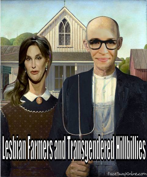 Lesbian Farmers and Transgendered HIllbillies