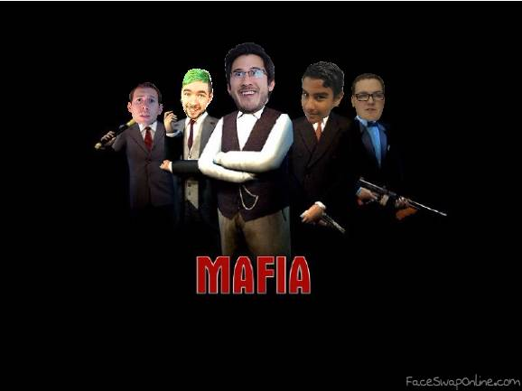 Mafia-Feat. Markiplier,Professor.MC,Muyskerm,Jacksepticeye, and lordminion777