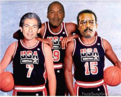O.J. & The Dream Team