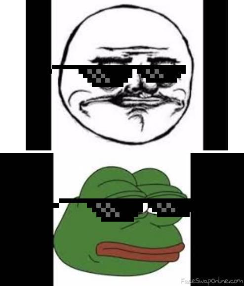 Pepe and Me Gusta