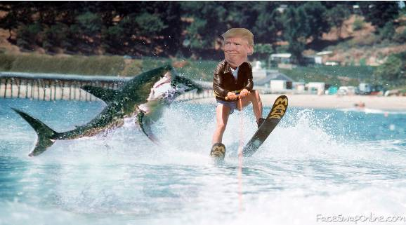 Trump Jumping the Shark