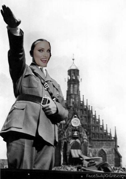 "Adolf ""Nicole"" Hitler"