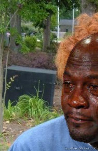 Crying jordan ginger