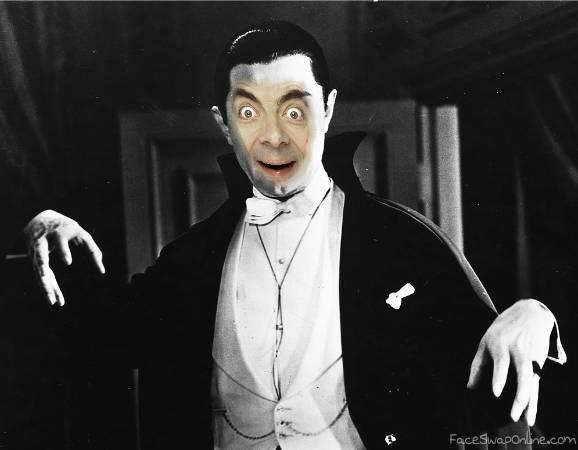 Dracula Bean