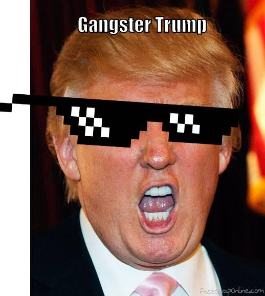 Gansta Trump
