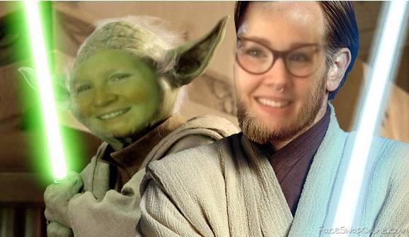 I am your Yoda