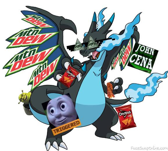how to get mega charizard x