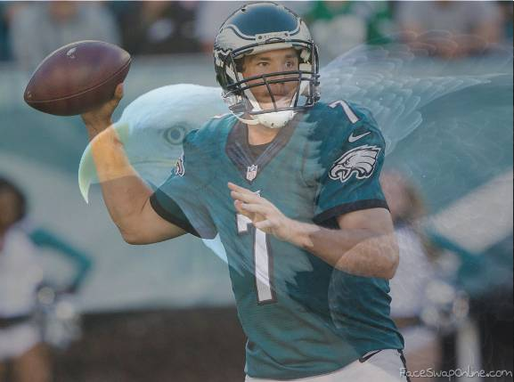 My quarterback Sam Bradford