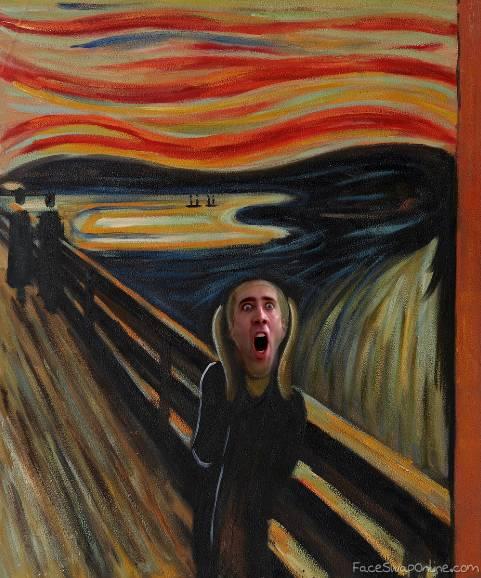 Scream :d