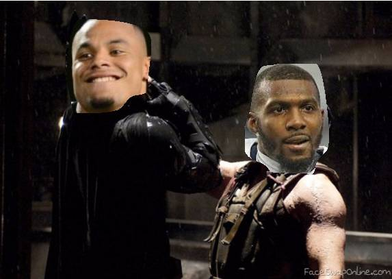 The Dak Knight Rises