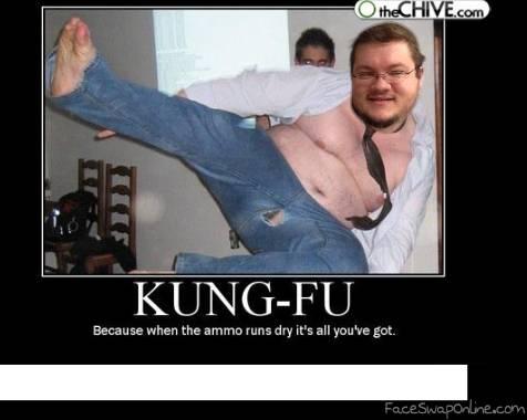 Kung Fu Martin