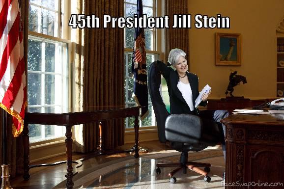 President Jill Stein