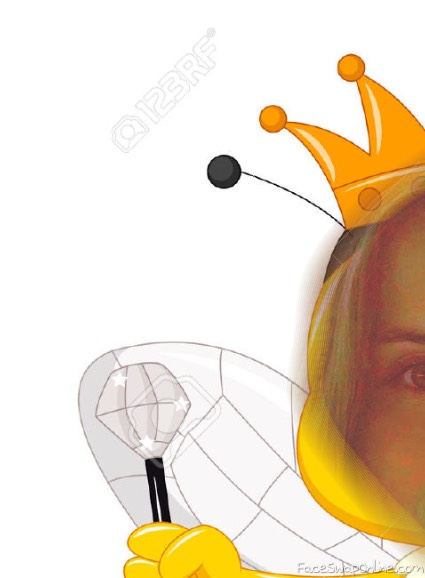 Queen Alicia the Bee