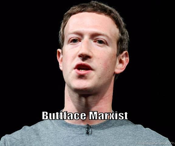 Buttface Marxist