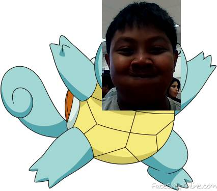 the human squirtle