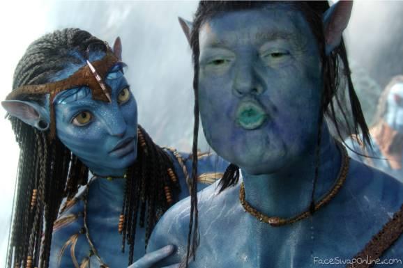 Avatar Trump