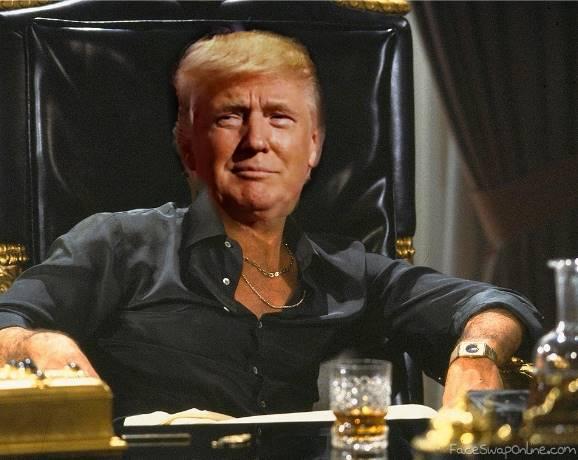 Badass Trump