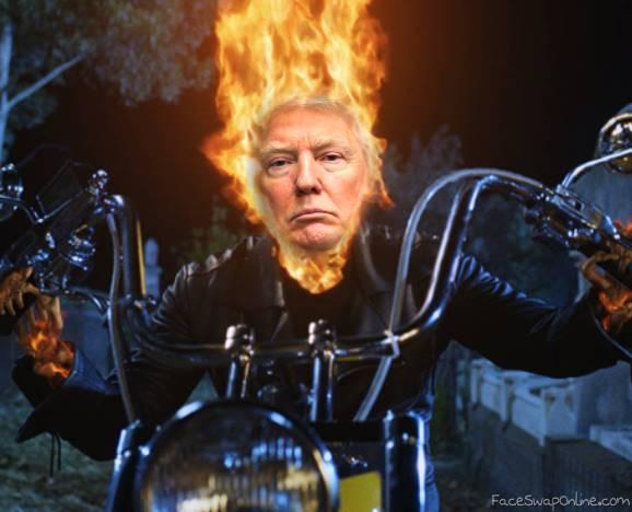 Trump Rider