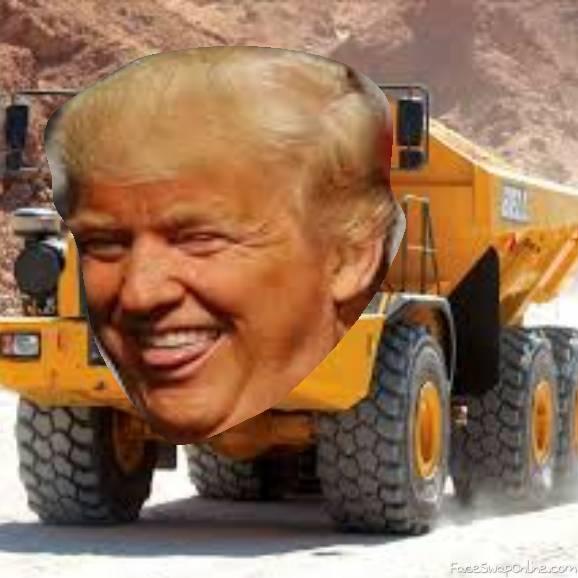 Trump Truck