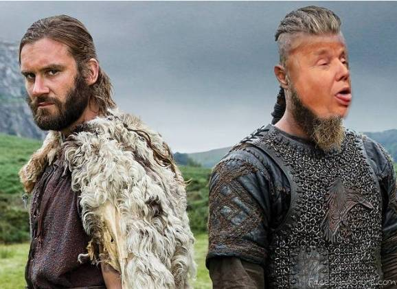 Viking Trump