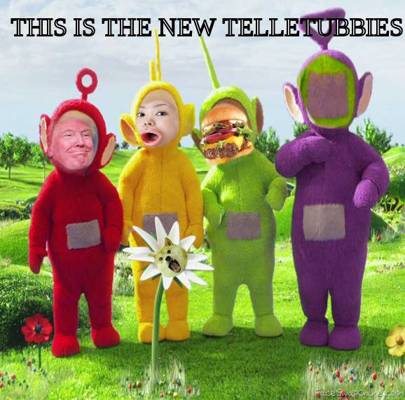 the new telletubbies