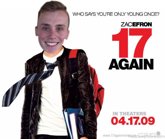 17 again and Billy