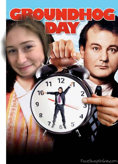 Groundhog day and Noah