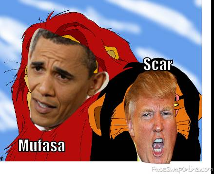 Mufasa and Scar 2017