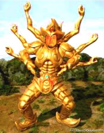 Golden Saul