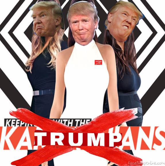 Keeping up with Trump