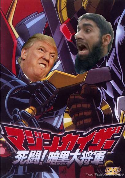 Mazin-Trump-Kaiser Vs The Great Islam of Darkness