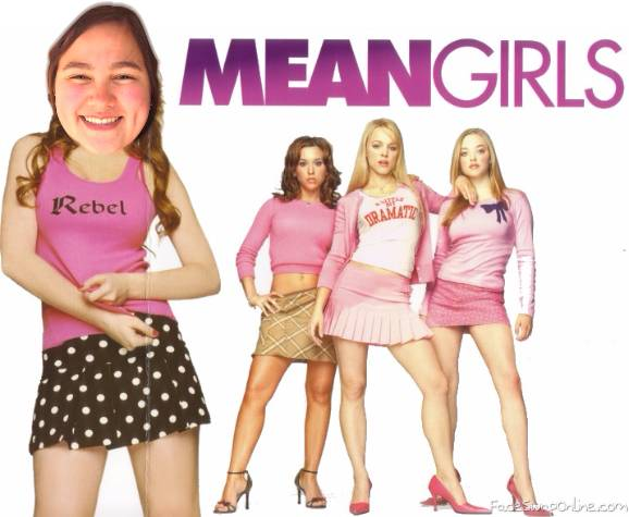 Paige and Mean Girls