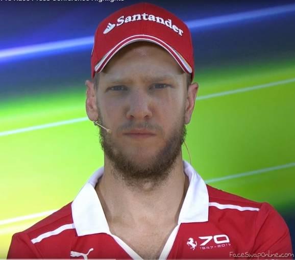 Yolastian Vettel