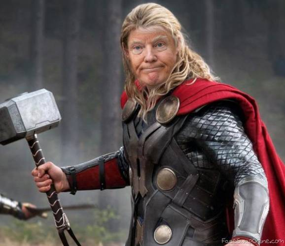Trump: Ragnarok