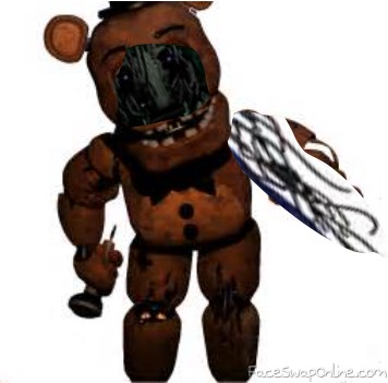 faceless withered freddy