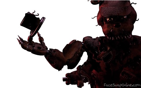 fixed nightmare freddy