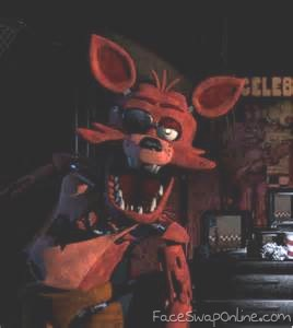 original fixed withered foxy