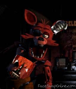 original withered foxy