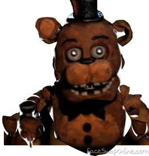 original withered freddy fazbear stance