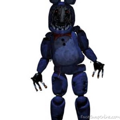 partially fixed withered bonnie