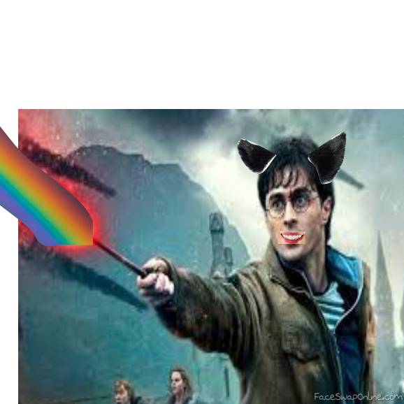 Harry Potter and The Magical Rainbow