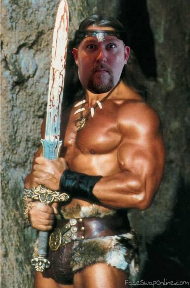 Kronan The Barbarian