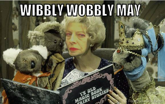 Wibbly Wobbly May