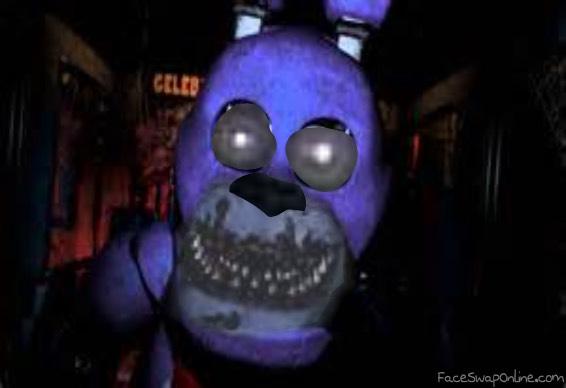 original nightmare bonnie