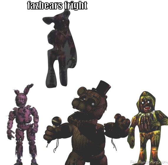 phantom fazbear band 2.0