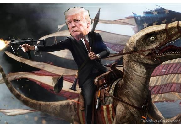 Amazing Trump