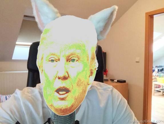 LOL Trump Král