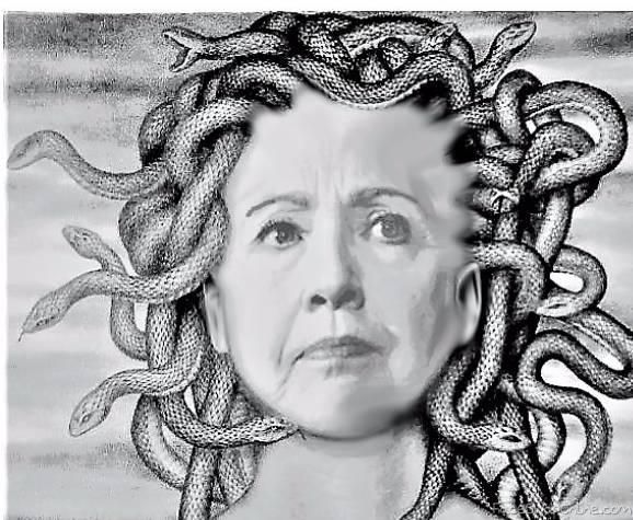 Medusa Clinton